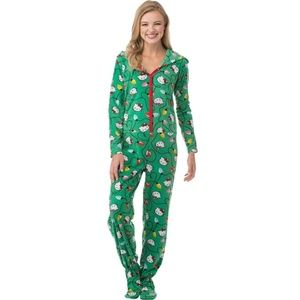 Other - Hello Kitty Holly Jolly Holiday Onesie